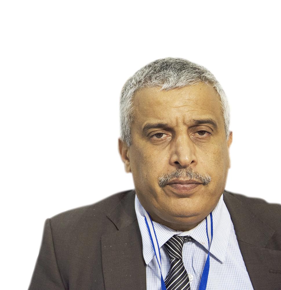 Président d el'AESVT Abderrahim KSIRI