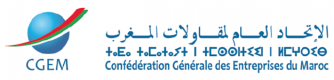 Logo de la Confédération Générale des Entreprises du Maroc