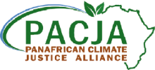 Logo PACJA - Panafrican Climate Justice Alliance