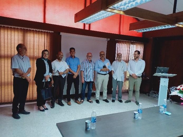 commission dunjury de soutenance de thèse de yassine fendane