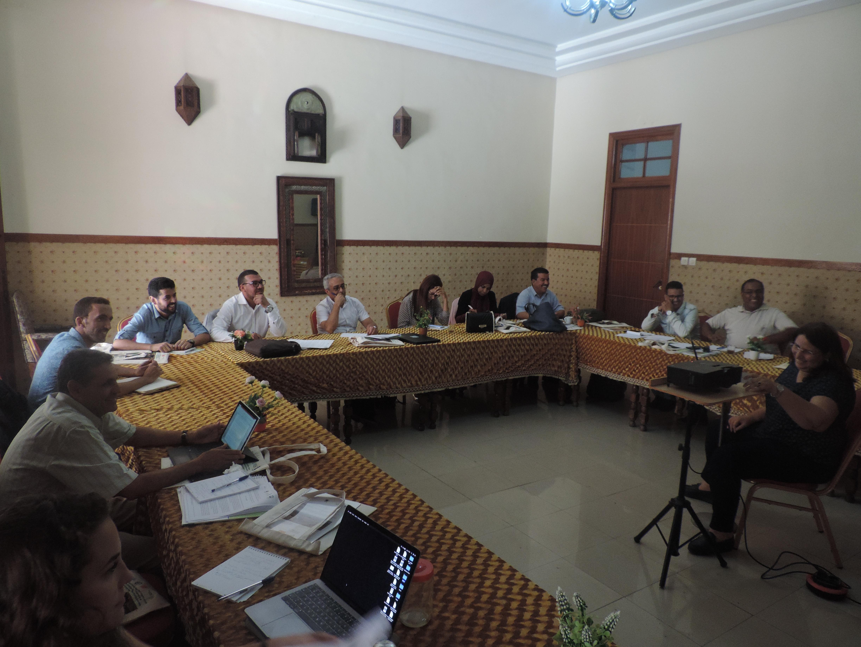Consortium APAC Maroc